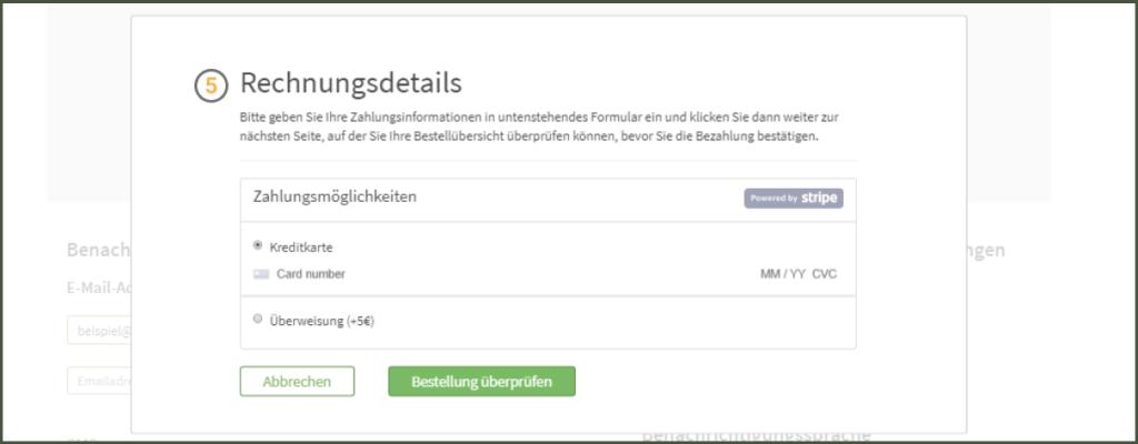 MinkPolice FAQ SMS Funktion freischalten Schritt 5